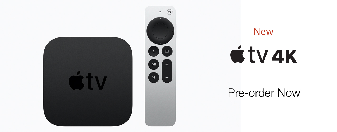 New AppleTV