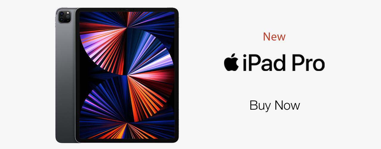 New iPad Pro M1