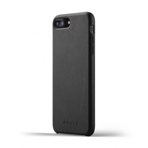 Leather Case for iPhone 8 / 7 - Black