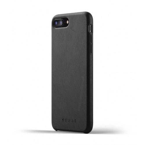 Leather Case for iPhone 7 Plus / 8 Plus - Black