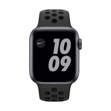 Apple Watch Series 6 GPS 44mm Space Gray Case with Anthracite/Black Nike Sport Band