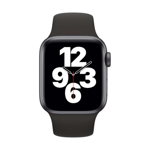 Apple Watch SE GPS 40mm Space Grey Case with Black Sport Band